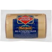 Dietz & Watson Black Forest Braunschweiger Liverwurst