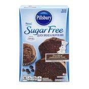 Pillsbury Sugar Free Quick Bread & Muffin Mix Double Chocolate Chip