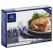 Blue Horizon Crab Cakes, Maryland Style