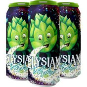 Elysian Space Dust IPA Beer Cans