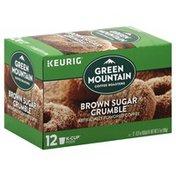 Green Mountain Coffee Brown Sugar Crumble Donuts Coffee K-Cups