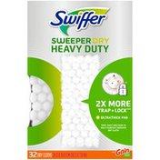 Swiffer Sweeper Heavy Duty Dry Sweeping Cloth Refill, Gain Original Fresh Scent