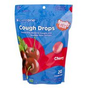 CareOne Cough Drops Cherry - 200 CT