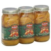 Del Monte Peaches, Sliced, Cling, in Extra Light Syrup