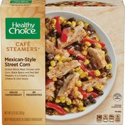 Healthy Choice Cafe Steamers Mexican Style Street Corn