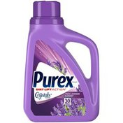Purex Liquid Detergents Fresh Lavender Blossom with Crystals Freshness Laundry