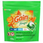 Gain Flings Liquid Laundry Detergent, Island Fresh Scent