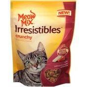 Meow Mix Irresistibles Crunchy Salmon & Ocean Whitefish Cat Treats
