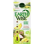 Earth Wise Coconut Pineapple Fruit Juice Beverage