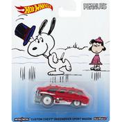 Hot Wheels Sport Wagon, Peanuts