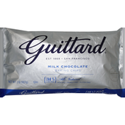 Guittard Baking Chips, Milk Chocolate, 31% Cacao