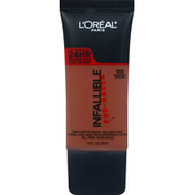 L'Oreal Pro Matte Blendable Foundation, Oil Free,  Brown Suede