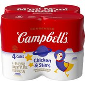 Campbell's® Condensed Chicken & Stars Soup