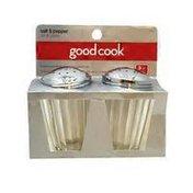 GoodCook Salt & Pepper Set