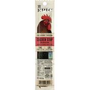 Epic Chicken Sriracha Snack Strip, Keto Friendly, Whole30