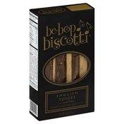 Be Bop Biscotti Biscotti, English Toffee