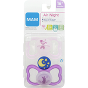MAM Pacifier, Air Night, 16+ months