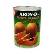 Aroy-D Sapota In Syrup
