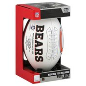 Players Rawlings Chicago Bears Signature Series Full Size Football - Chicago Bears