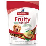 Hill's Science Diet Dog Treats, Natural, Crunchy Fruity Snacks, with Apples & Oatmeal