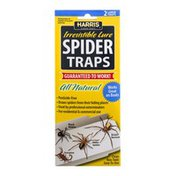 Harris Seafood Co. Irresistible Lure Spider Traps - 2 CT