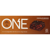One Protein Bar, Chocolate Brownie Flavored