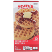 Stater Bros Homestyle Waffles