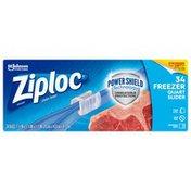Ziploc Slider Freezer Bags Quart