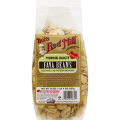 Bob's Red Mill Fava Bean, Naturally Blanched Skinless