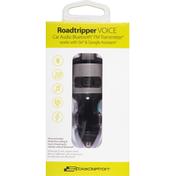 Bracketron FM Transmitter, Car Audio Bluetooth, Roadtripper Voice
