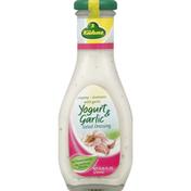 Kühne Salad Dressing, Yogurt & Garlic
