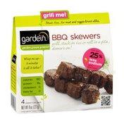 Gardein BBQ Skewers 25% Less Sodium - 4 CT