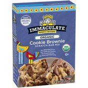 Immaculate Baking Organic Cookie Brownie Scratch Bar Mix