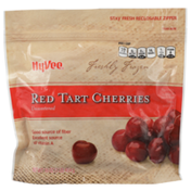 Hy-Vee Freshly Frozen Unsweetened Red Tart Cherries