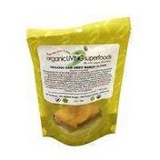 Organic Living Superfoods Organic Raw Dried Mango Slices