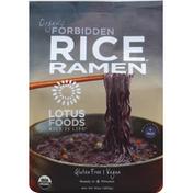 Lotus Foods Rice Ramen, Organic, Forbidden
