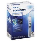 Sonicare Rechargeable Sonic Toothbrush, Complete Gum Care, 7 Series, Flexcare+, Box