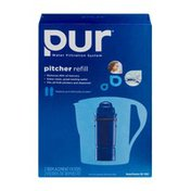 Pur Water Filtration System Pitcher Refill - 2 CT