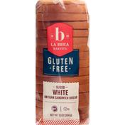 La Brea Bakery Artisan Sandwich Bread, Gluten Free, White, Sliced