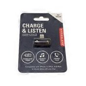 Kikkerland Charge & Listen for iPhone