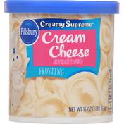 Pillsbury Frosting, Cream Cheese