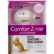 Comfort Zone Diffuser Kit with Feliway for Cats & Kittens