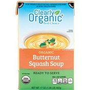 Clearly Organic Organic Squash Soup