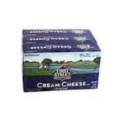 First Street ORIGINAL Cream Cheese