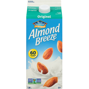 Almond Breeze Almond Beverage, Original