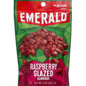 Emerald Supplements Almonds, Raspberry Glazed