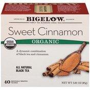 Bigelow Sweet Cinnamon Organic Black Tea