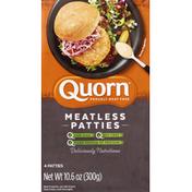Quorn Patties, Meatless