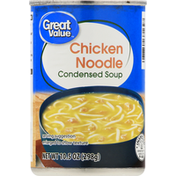 Great Value Condensed Soup, Chicken Noodle