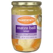 Manischewitz Soup, Matzo Ball
